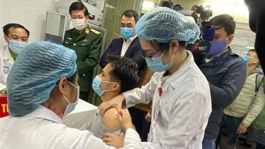 Ngày mai tiêm thử nghiệm giai đoạn 2 vaccine COVID-19 của Việt Nam