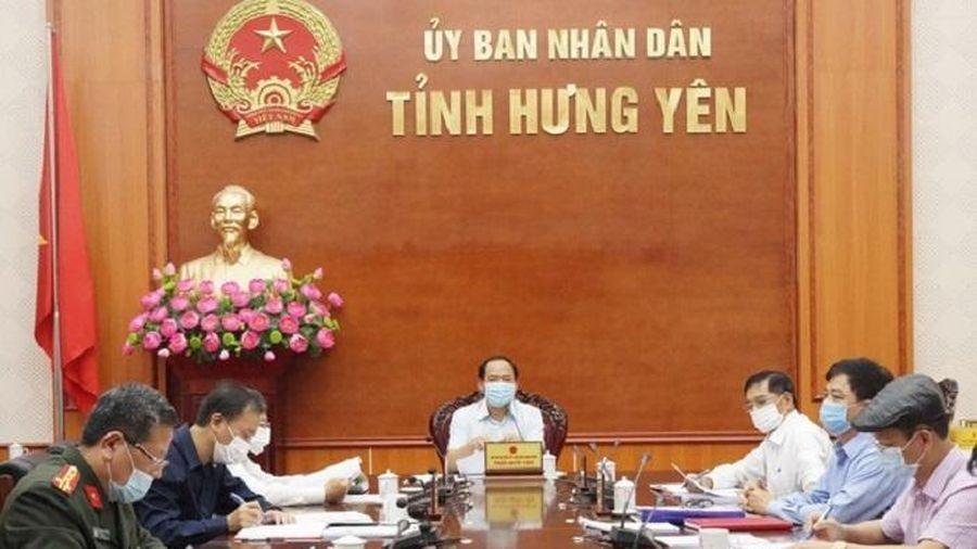 Hưng Yên dỡ phong tỏa xã hơn 15.000 dân vào ngày mai