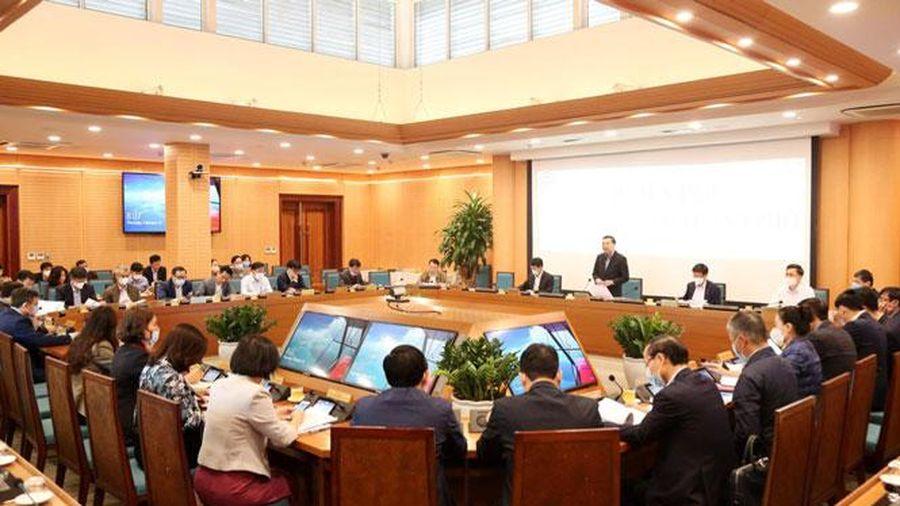 Đề xuất ban hành Nghị quyết của HĐND thành phố Hà Nội về công tác phục vụ bầu cử