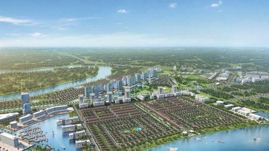 Long An có thêm dự án khu đô thị đủ điều kiện bán nhà ở hình thành trong tương lai