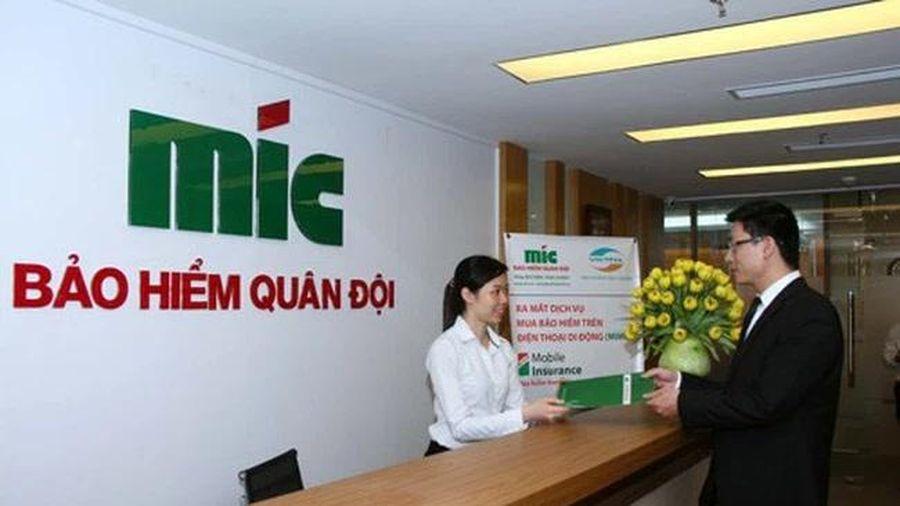 Bảo hiểm Quân đội (MIG): Mipec muốn bán bớt 3 triệu cổ phiếu