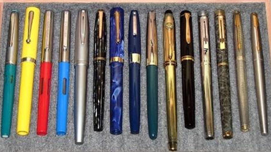 Chơi bút một thời...
