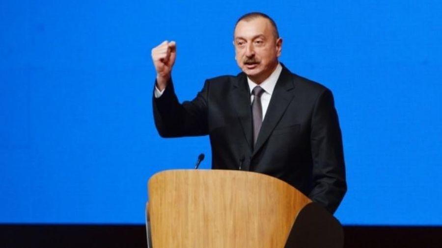 Tổng thống Azecbaijan đe dọa Armenia bằng một cuộc chiến tiềm tàng
