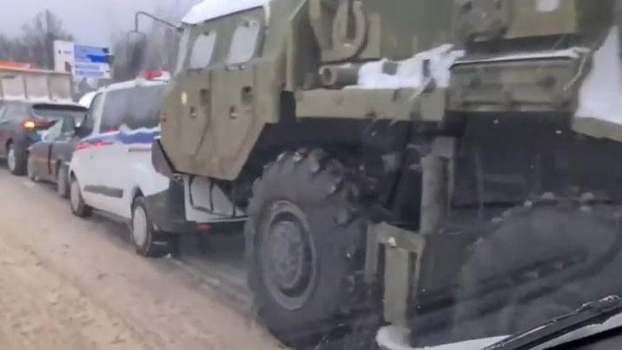 Khi 'Rồng lửa' S-400 gây tai nạn liên hoàn tại thủ đô Moscow