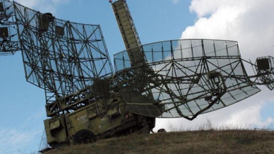 Radar chống UAV tốt nhất của Nga được phát hiện gần Lugansk