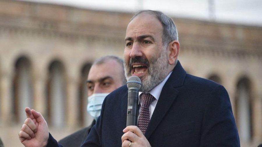 Thủ tướng Armenia cảnh báo về âm mưu đảo chính