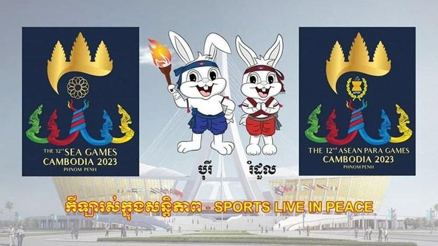 Chủ nhà SEA Games 32 bắt đầu đếm ngược