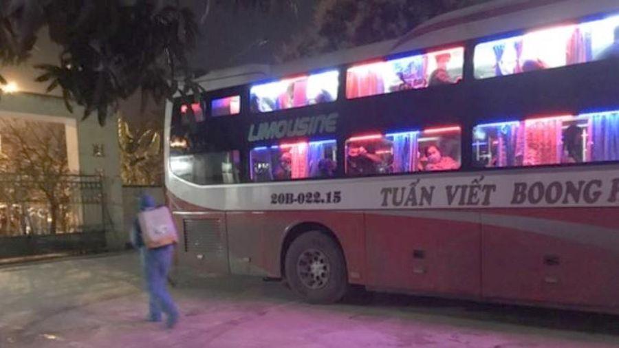 7 người Trung Quốc đến Nghệ An âm tính với COVID-19