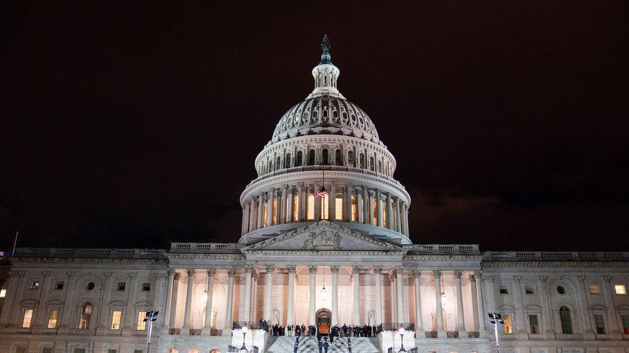 Cảnh sát Mỹ cảnh báo người ủng hộ ông Trump muốn Điện Capitol nổ tung