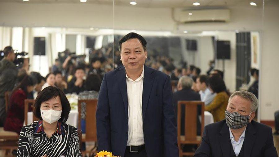 Phó Bí thư Thành ủy Nguyễn Văn Phong: Hà Nội luôn tạo mọi điều kiện để các đơn vị nghệ thuật phát triển