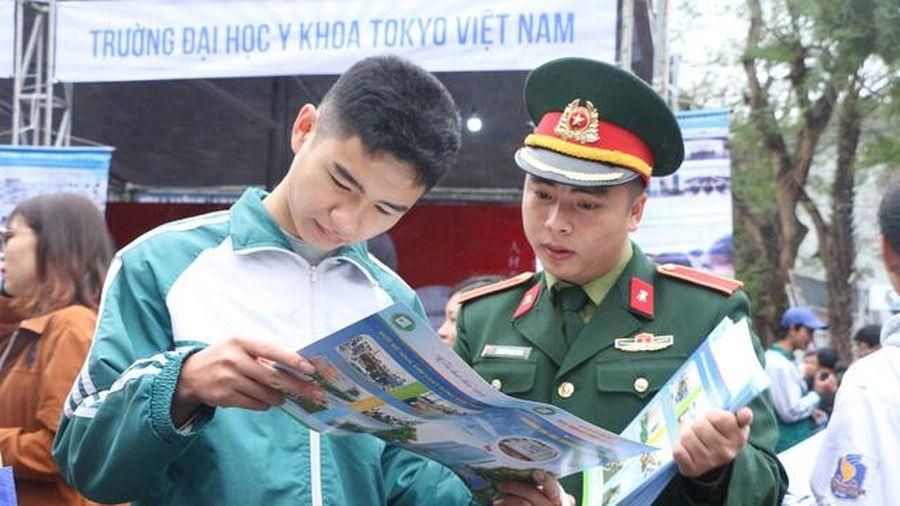 Những lưu ý 'vàng' khi đăng ký sơ tuyển vào các trường quân đội năm 2021