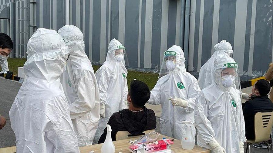 Một bệnh nhân ở quận Cầu Giấy, Hà Nội tái dương tính với SARS-CoV-2