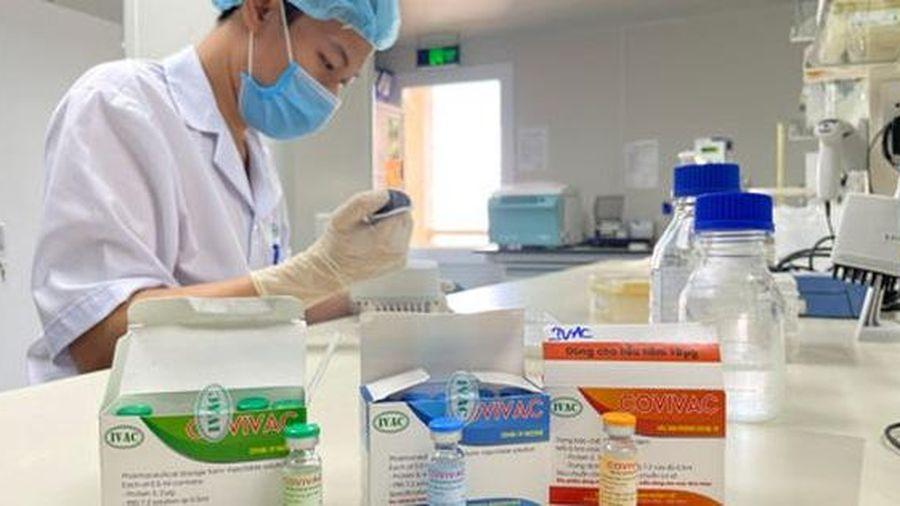 'Đặc nhiệm' blouse trắng: Nỗ lực cho ra đời vắc-xin 'made in Vietnam'