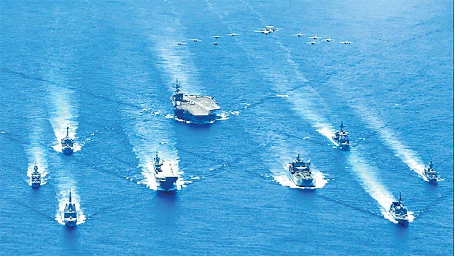 Châu Á - Thái Bình Dương: Trọng tâm mới trên bàn cờ địa chính trị quốc tế