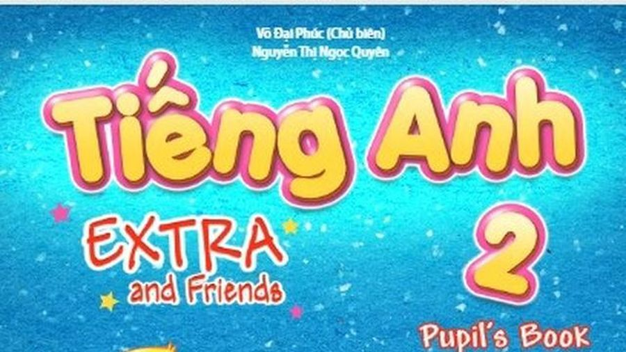 Tiếng Anh 2 i-Learn Smart Start & Tiếng Anh 2 Extra & Friends thu hút sự hứng thú của trẻ