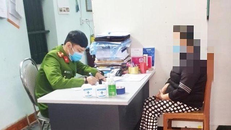 Hải Dương: Đang trong thời gian cách ly y tế tại nhà, người phụ nữ vẫn ra chợ bán thịt
