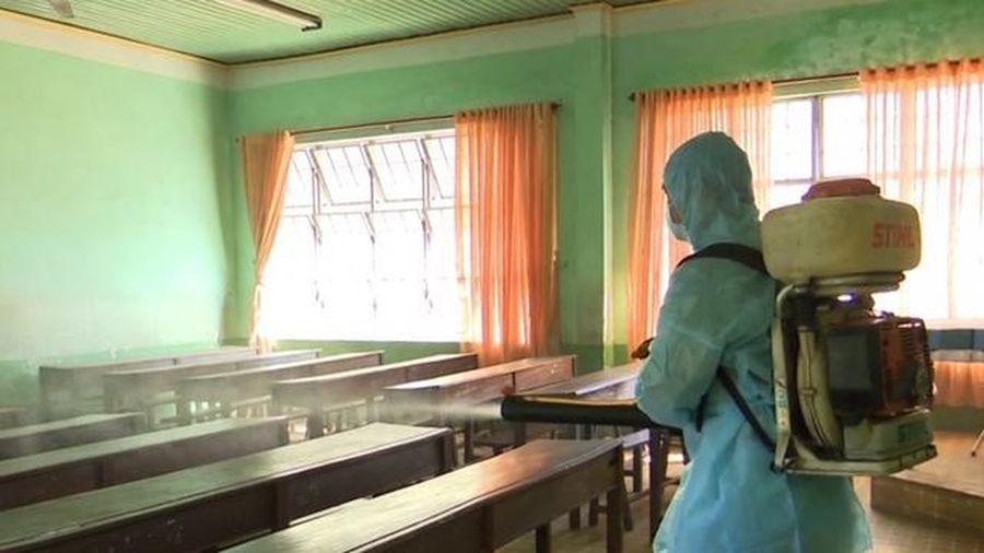 Học sinh Gia Lai đi học trở lại từ ngày 1/3