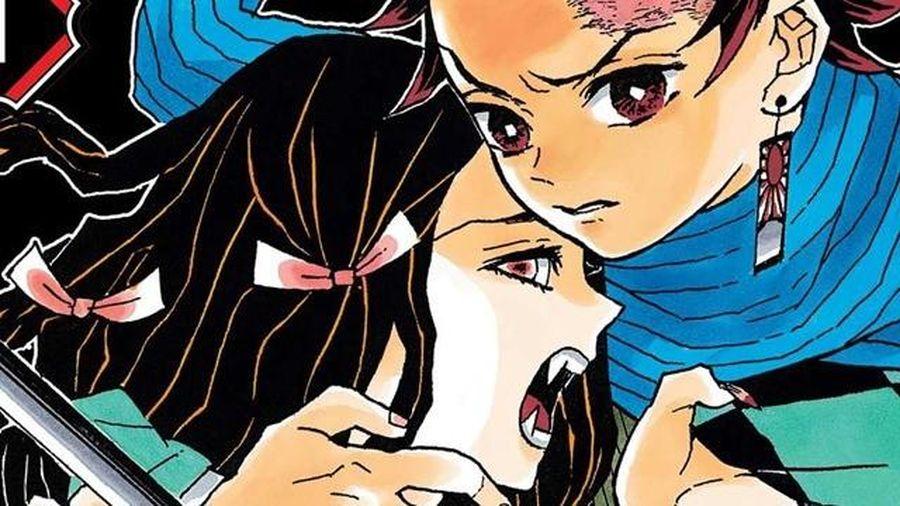 Giá trị của thị trường truyện tranh Nhật Bản tăng đột biến