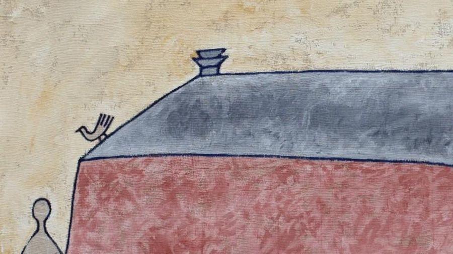 'Về Bến lạ' với phong cách tối giản của họa sĩ Lê Thiết Cương