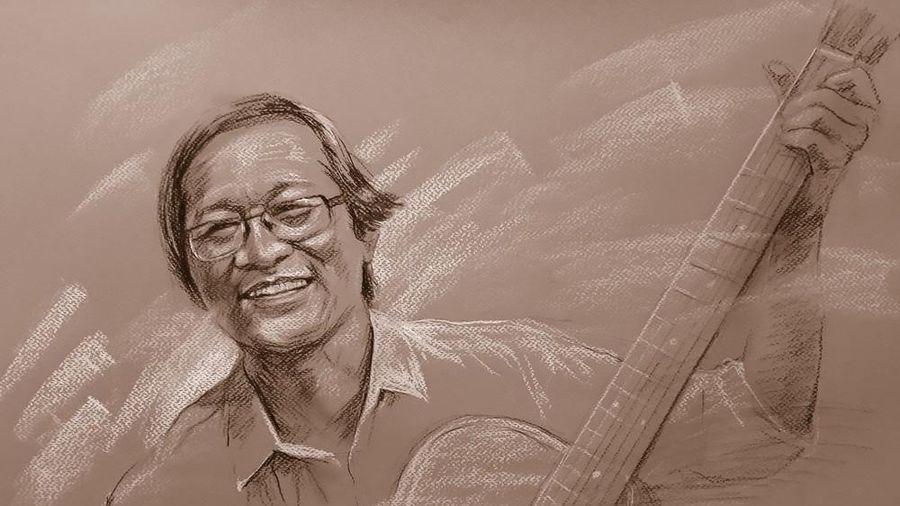 Ngày thơ, ngắm chân dung các nhà thơ tên tuổi Việt Nam qua tranh ký họa