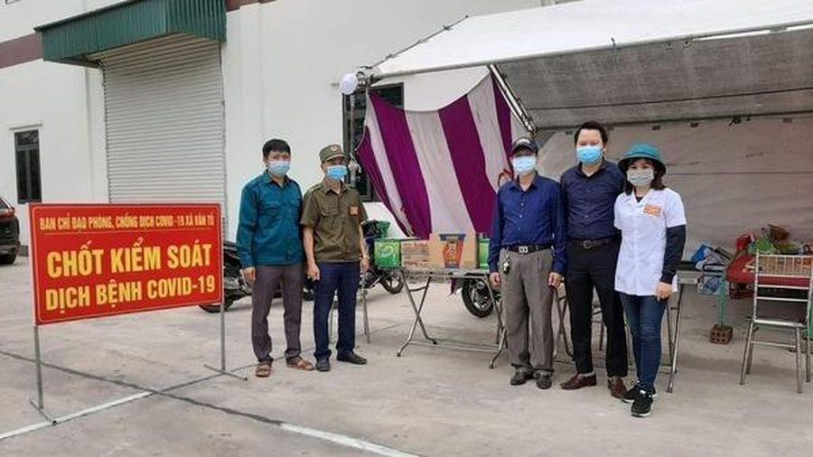 Nữ cán bộ y tế ở Hải Dương gặp nạn tử vong trên đường đi chống dịch