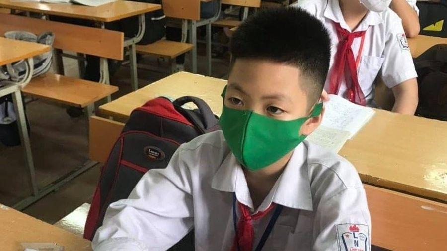 Hà Nội: Nhiều trường đã chuẩn bị sẵn sàng đón học sinh quay lại