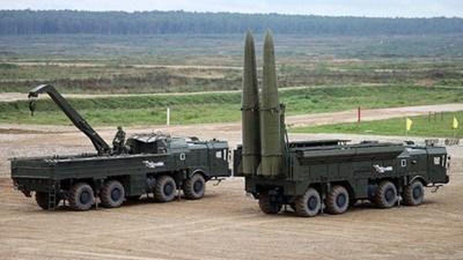 Nga phủ nhận bình luận cho rằng hệ thống Iskander 'tậm tịt'