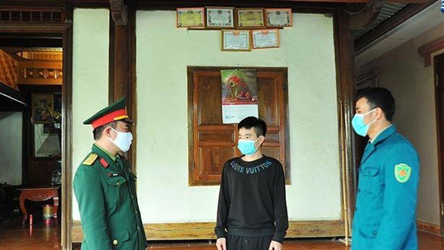 Nhiều thanh niên công giáo ở Hương Khê háo hức lên đường nhập ngũ