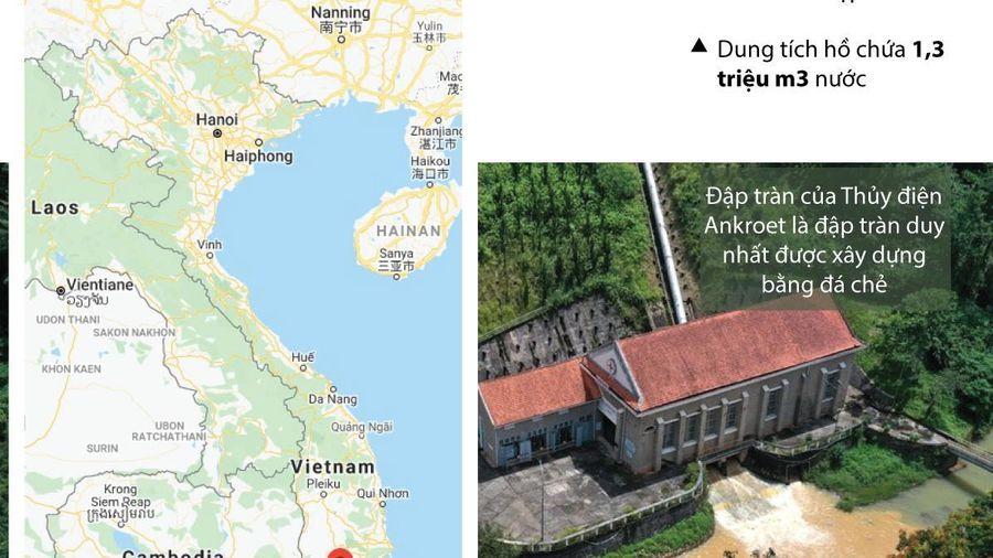 Khám phá nhà máy thủy điện Ankroet ở Lâm Đồng