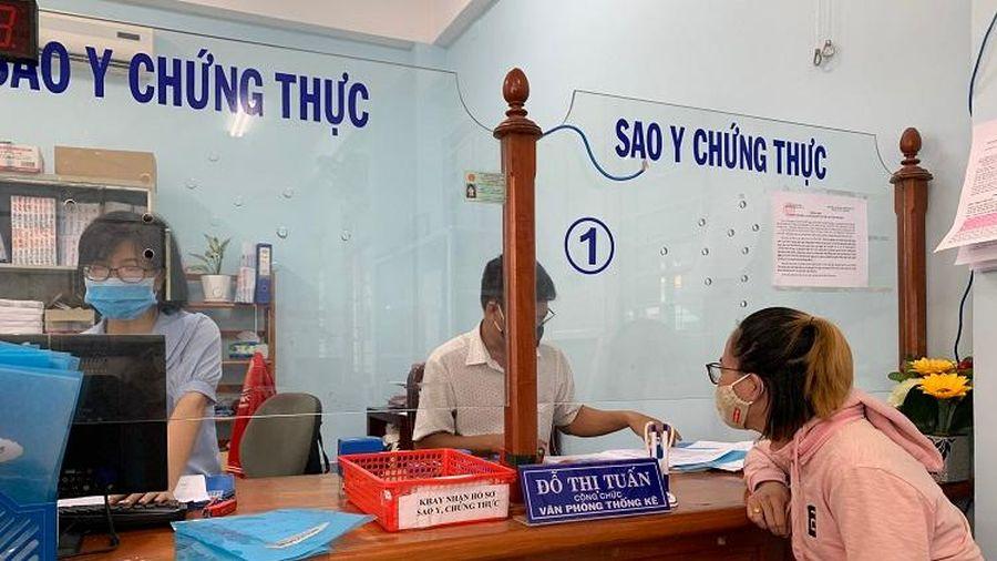 TP Hồ Chí Minh đối thoại với 312 chủ tịch UBND các phường, xã, thị trấn