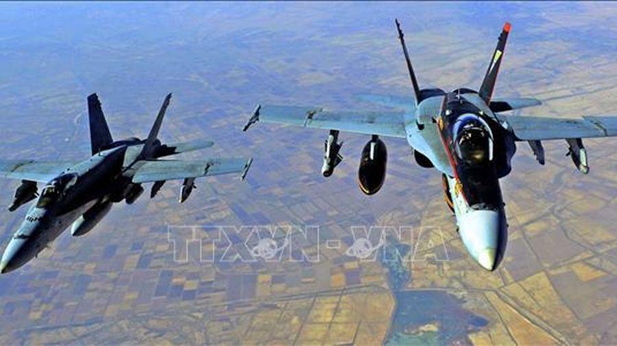 Syria lên án vụ không kích của Mỹ