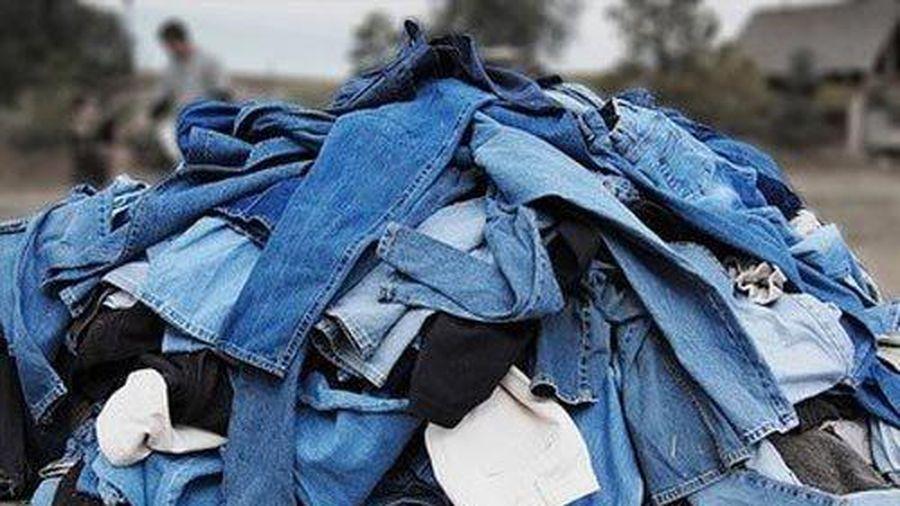 Bao lâu chúng ta nên giặt đồ jean một lần?