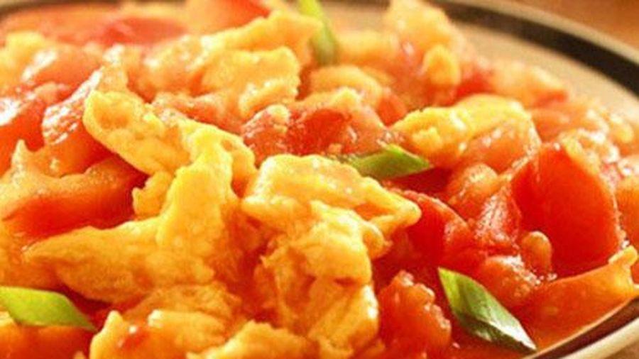 Trứng gà kết hợp cà chua - món ăn quý như vàng lại chính là 'thần dược' cho sức khỏe