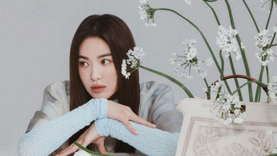 Song Hye Kyo xứng danh 'nữ thần không tuổi' xứ kim chi