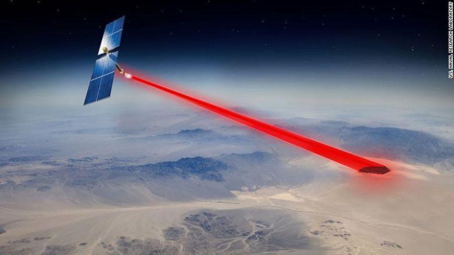 Tấm pin mặt trời ngoài không gian có thể thu thập và phóng năng lượng đến bất kỳ đâu trên trái đất