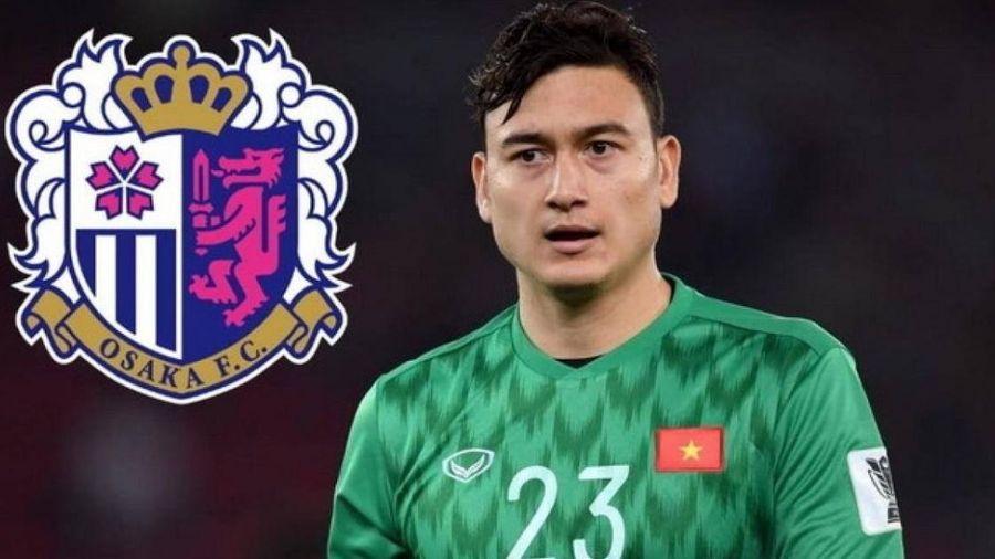 Thông tin ngỡ ngàng về số áo của Văn Lâm ở đội bóng Nhật Bản