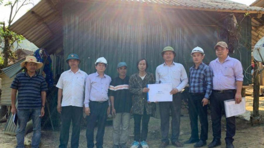 Hàng chục tỷ đồng xây nhà phòng chống thiên tai cho người nghèo Quảng Trị