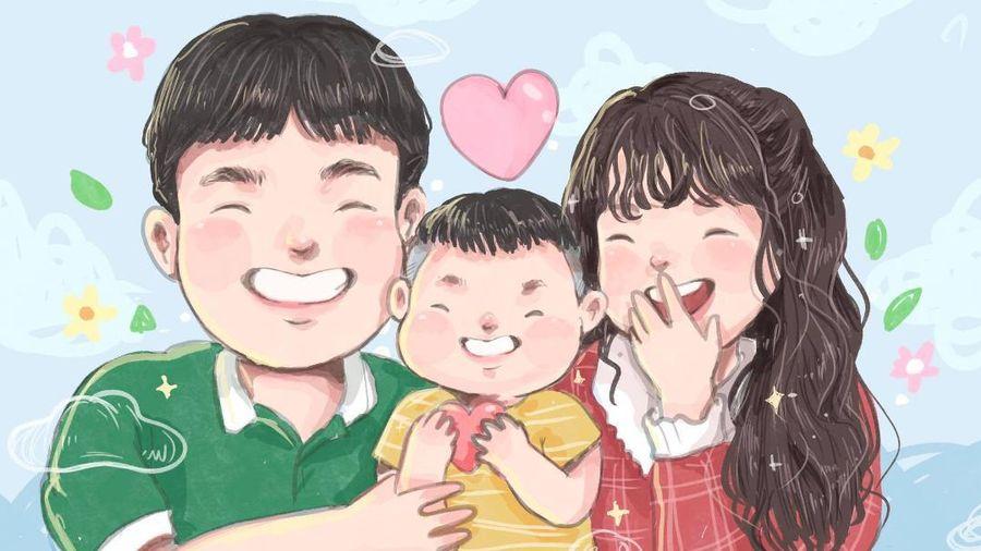 Hậu xác nhận đã có con, ông xã Hòa Minzy lại tiếp tục khoe trọn niềm hạnh phúc bên gia đình nhỏ.