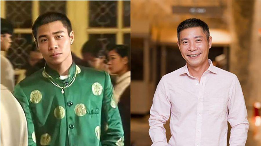 Công Lý khoe diện mạo thời trẻ điển trai như tài tử Hồng Kông