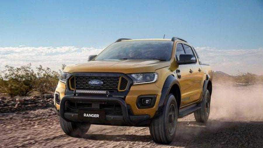 Bán tải Ford Ranger sẽ có phiên bản hybrid