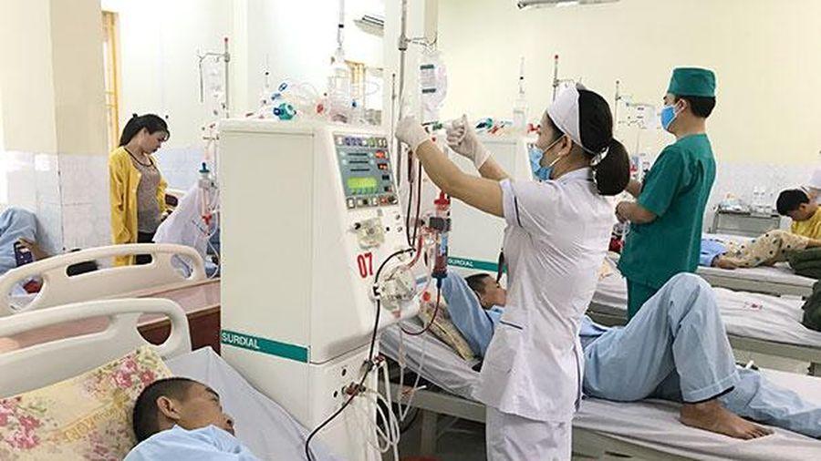 Bệnh viện Đa khoa khu vực Ngọc Lặc: Nỗ lực chăm sóc sức khỏe người dân khu vực miền núi