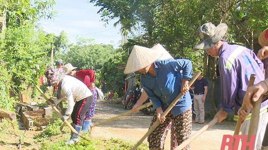 Huyện Lang Chánh tăng cường công tác quản lý tài nguyên và môi trường