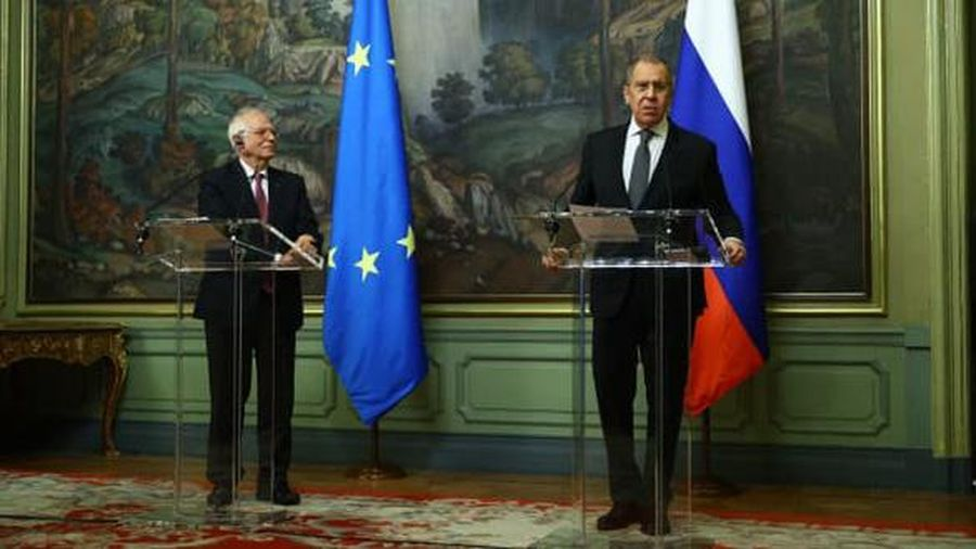 Nga và EU phát sinh mâu thuẫn mới