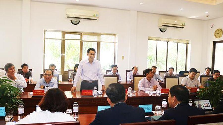 Đề xuất xây dựng Vườn ươm khởi nghiệp Việt ở Khánh Hòa