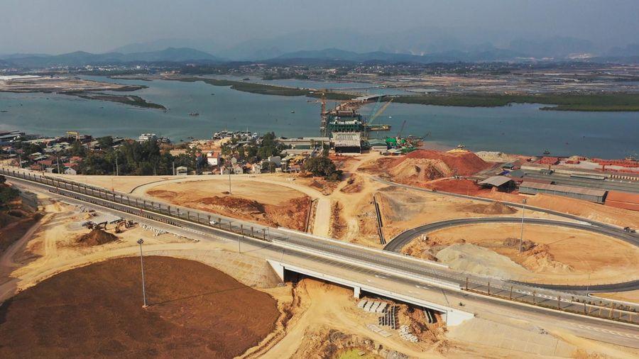 Tập trung GPMB đường nối cầu Cửa Lục 1 đến ngã ba Kênh Đồng