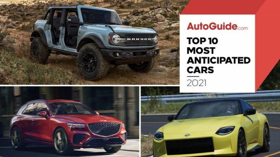 10 mẫu xe được kỳ vọng sẽ ra mắt vào năm 2021