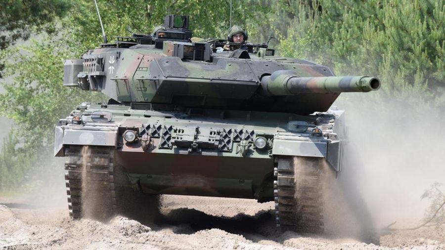 Siêu tăng Leopard 2 của Đức sắp được trang bị 'khiên vô hình' Trophy