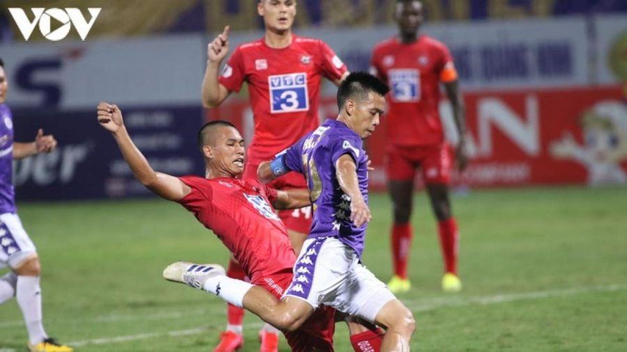 Hà Nội FC làm khách Hải Phòng ngày V-League 2021 trở lại