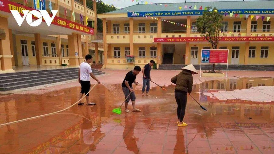 Các địa phương đảm bảo điều kiện cho học sinh quay trở lại trường