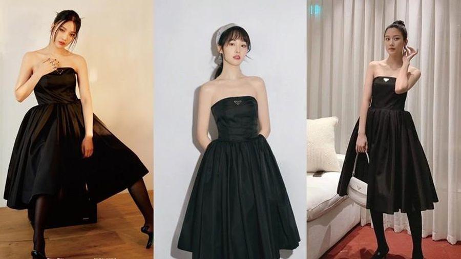 'Đại sứ hụt của Prada' Trịnh Sảng gây tiếc nuối khi đụng hàng mỹ nhân 'True Beauty' và Joy (Red Velvet)